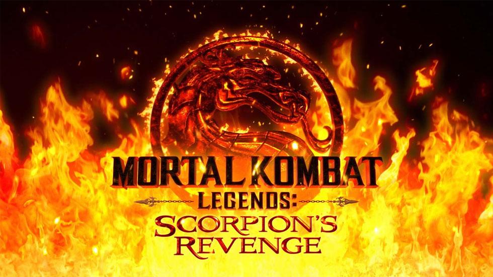 Película animada Mortal Kombat