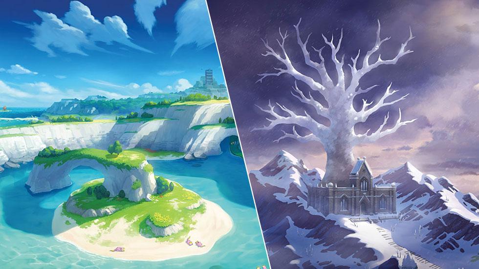 Pokémon Sword Shield Expansion Pass