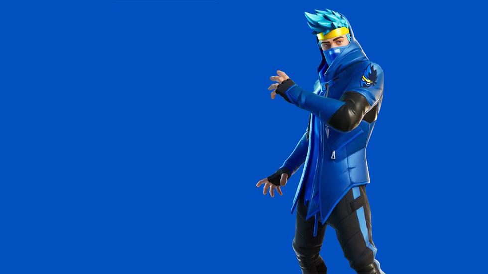 Ninja skin Fortnite