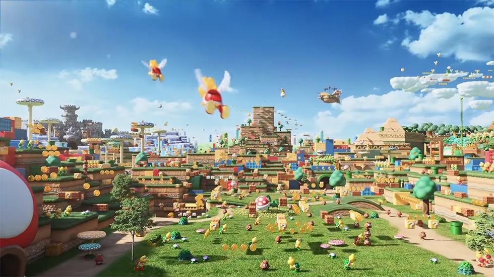 Super Nintendo World Orlando