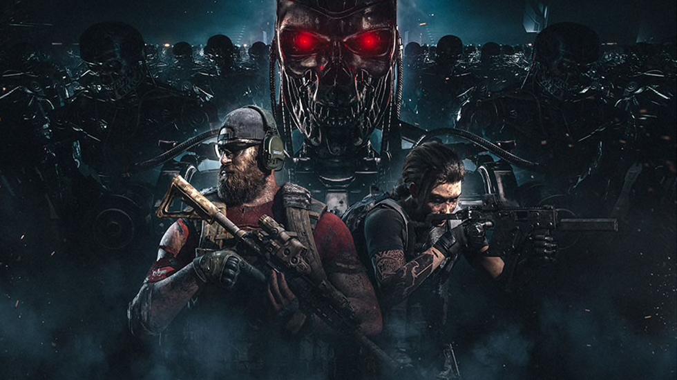 Terminator Ghost Recon