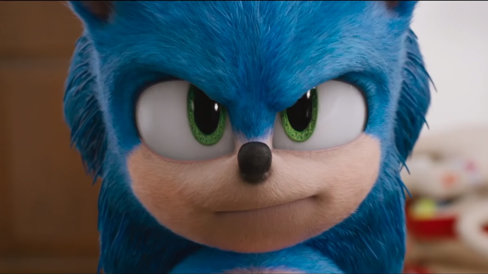 Restraso estreno Sonic en China