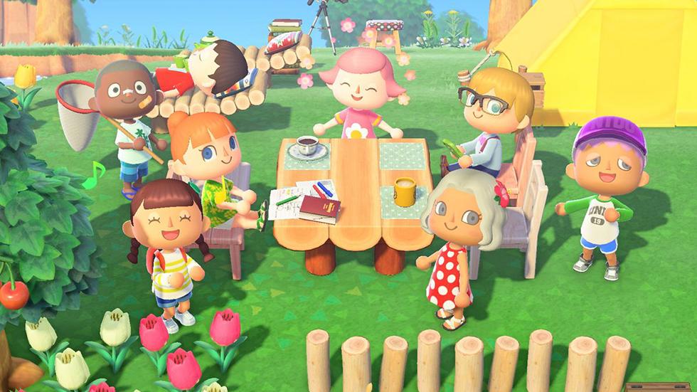 Animal Crossing éxito Japón