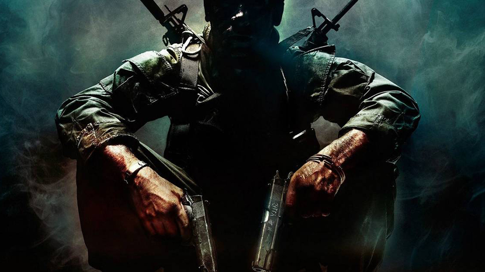 Reboot Black Ops
