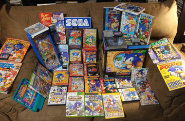 Sonic colección aniversario