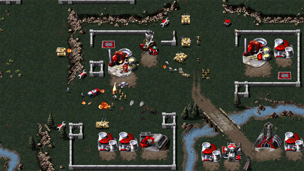 Command & Conquer Remastered junio