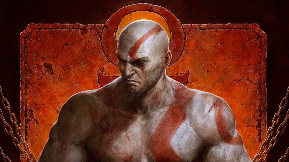 God of War cómics