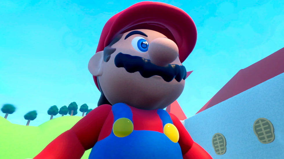 Mario Dreams