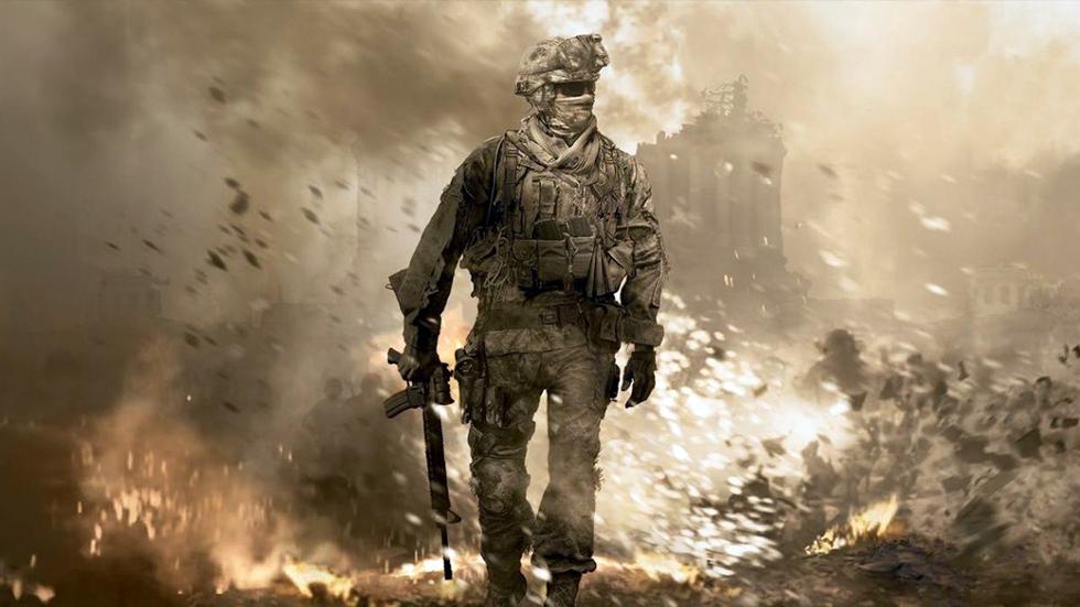 Modern Warfare 2 portada