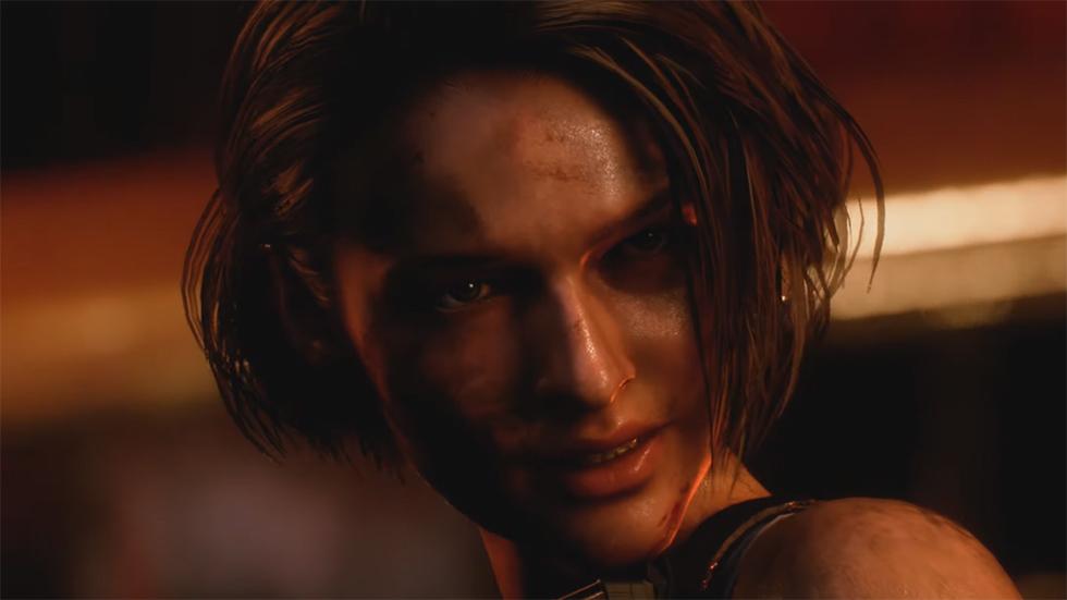 Resident Evil 3 tráiler demo