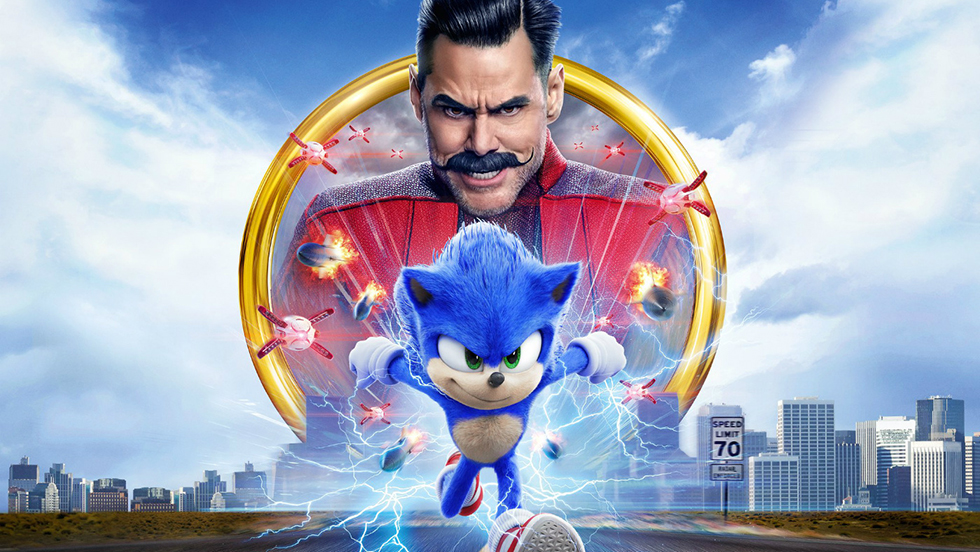 Sonic Filme Digital