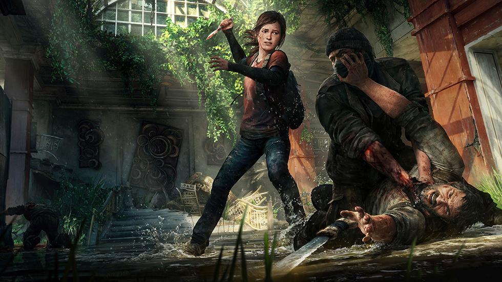 Last Us serie producción