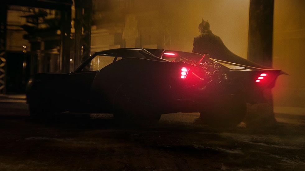 The Batman Batimóvil