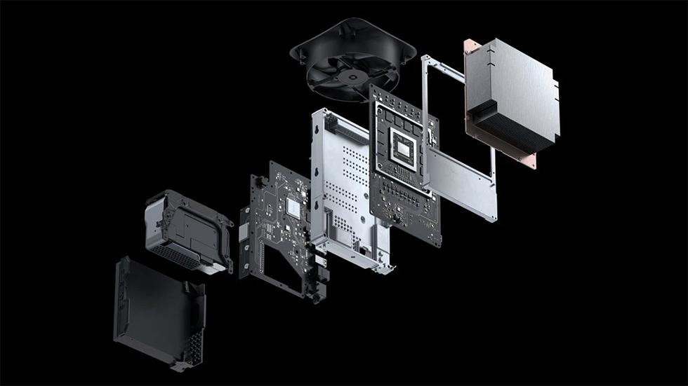 Xbox Series X especificaciones