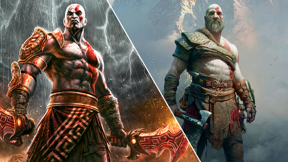 God of War bárbaro