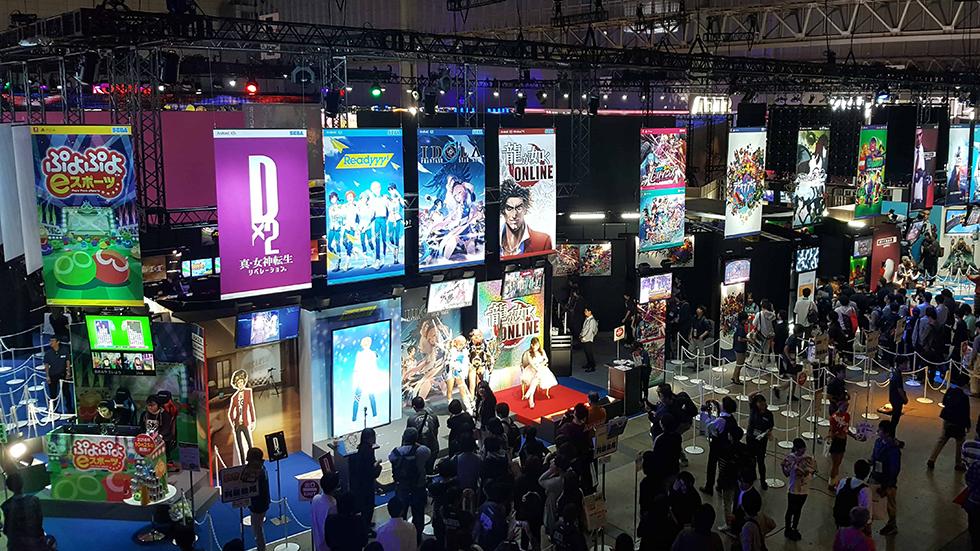 Tokyo Game Show canceló