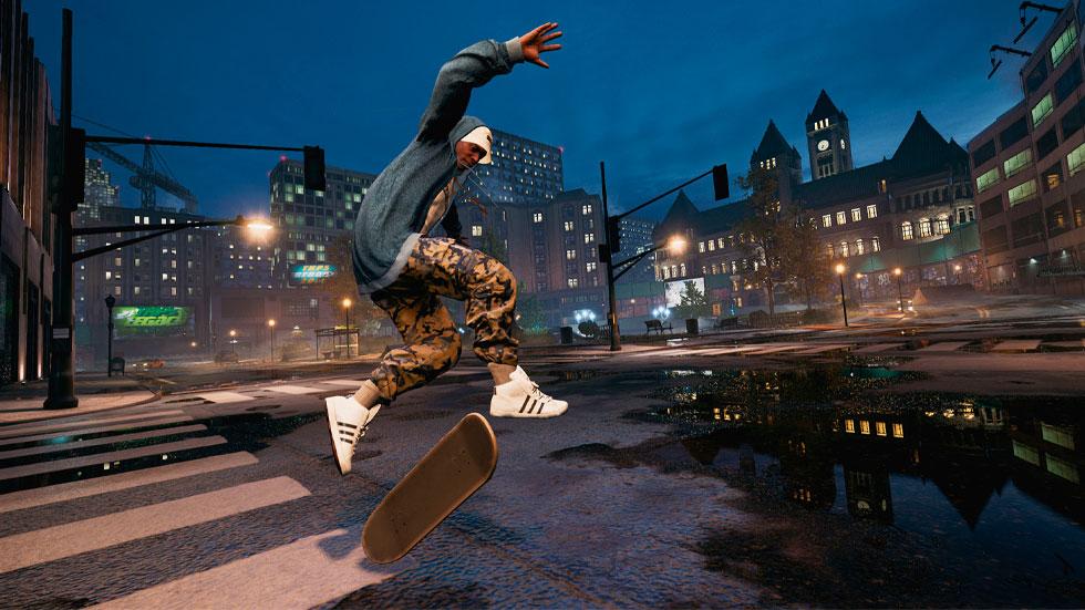 Tony Hak's Pro Skater