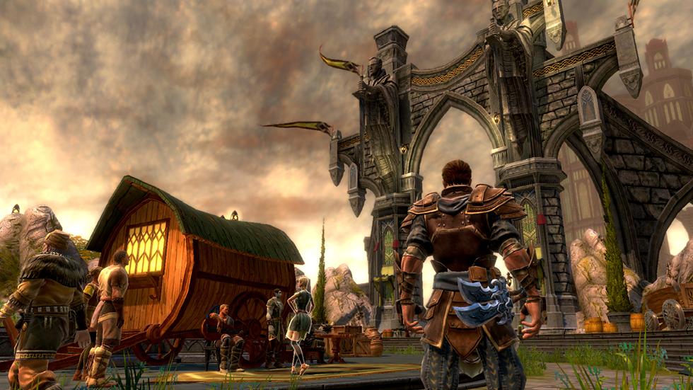 Kingdom of Amalur Remaster