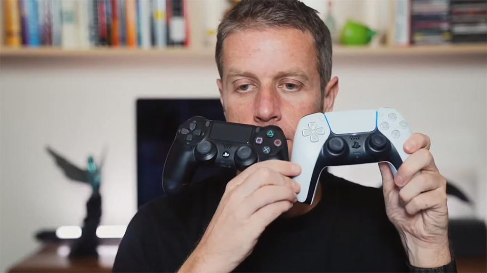 Geoff Keighley DualSense