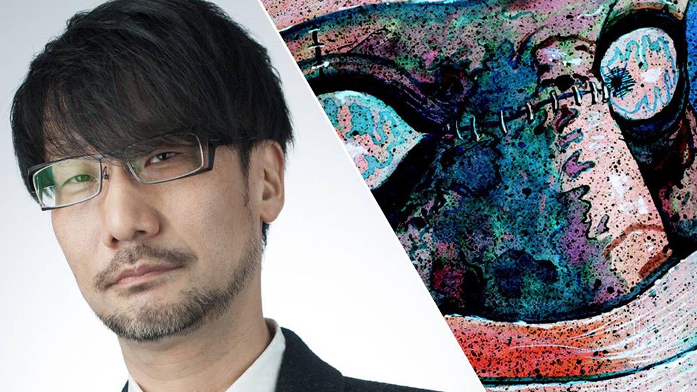 Hideo Kojima Junji Ito