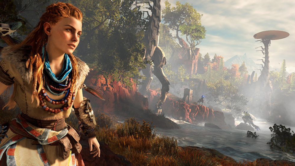 Horizon Zero Dawn fecha PC