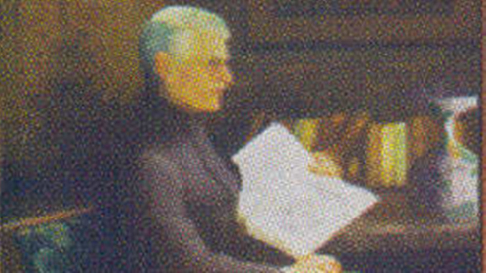 Edward Ashford, uno de los fundadores de Umbrella