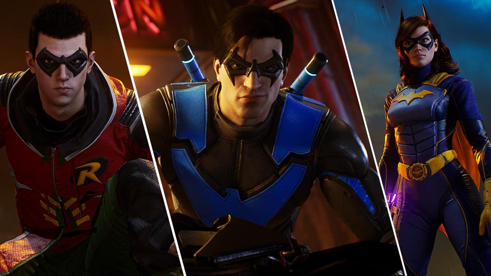 Gotham Knights Primer tráiler