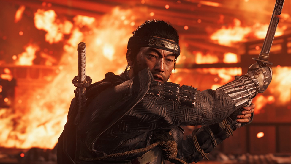 Reseña Ghost of Tsushima