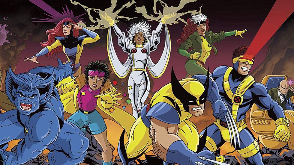 X-Men noventa regreso