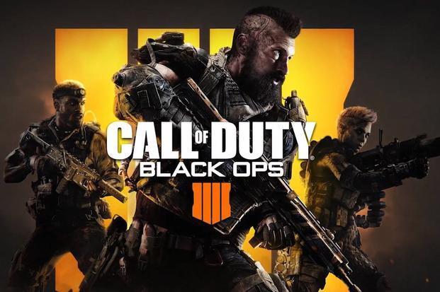 logo call of duty black ops 4