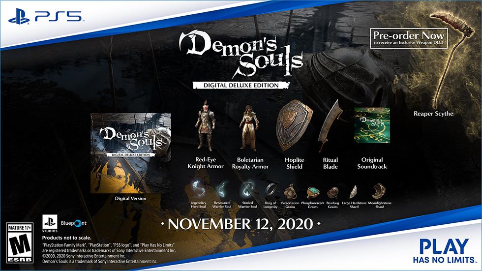 Demon's Souls imágenes