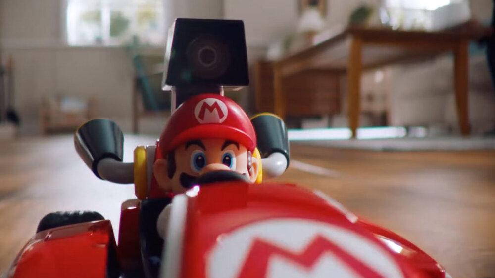 Mario Kart Live: Home Circuit realidad aumentada