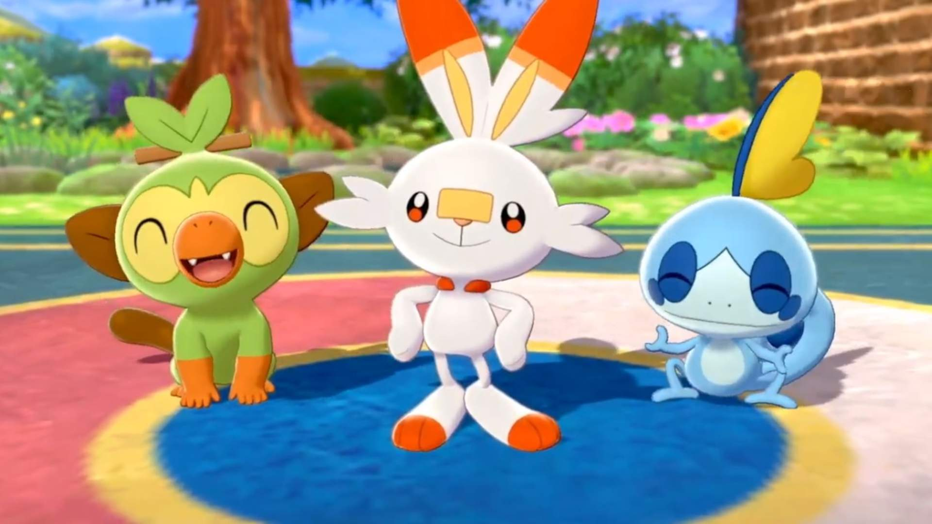 Pokémon: The Crown Tundra