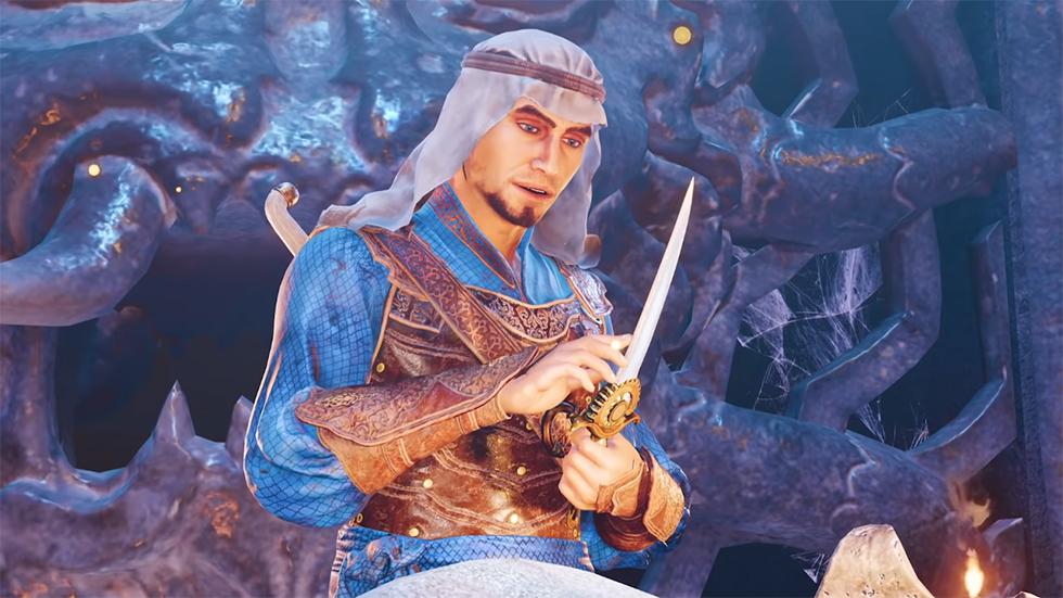Prince Persia Sands Remake