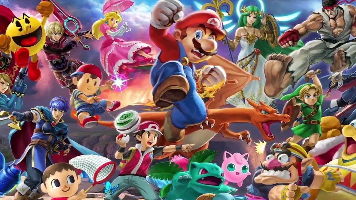 Próximo DLC con nuevo personaje para Super Smash Bros. Ultimate