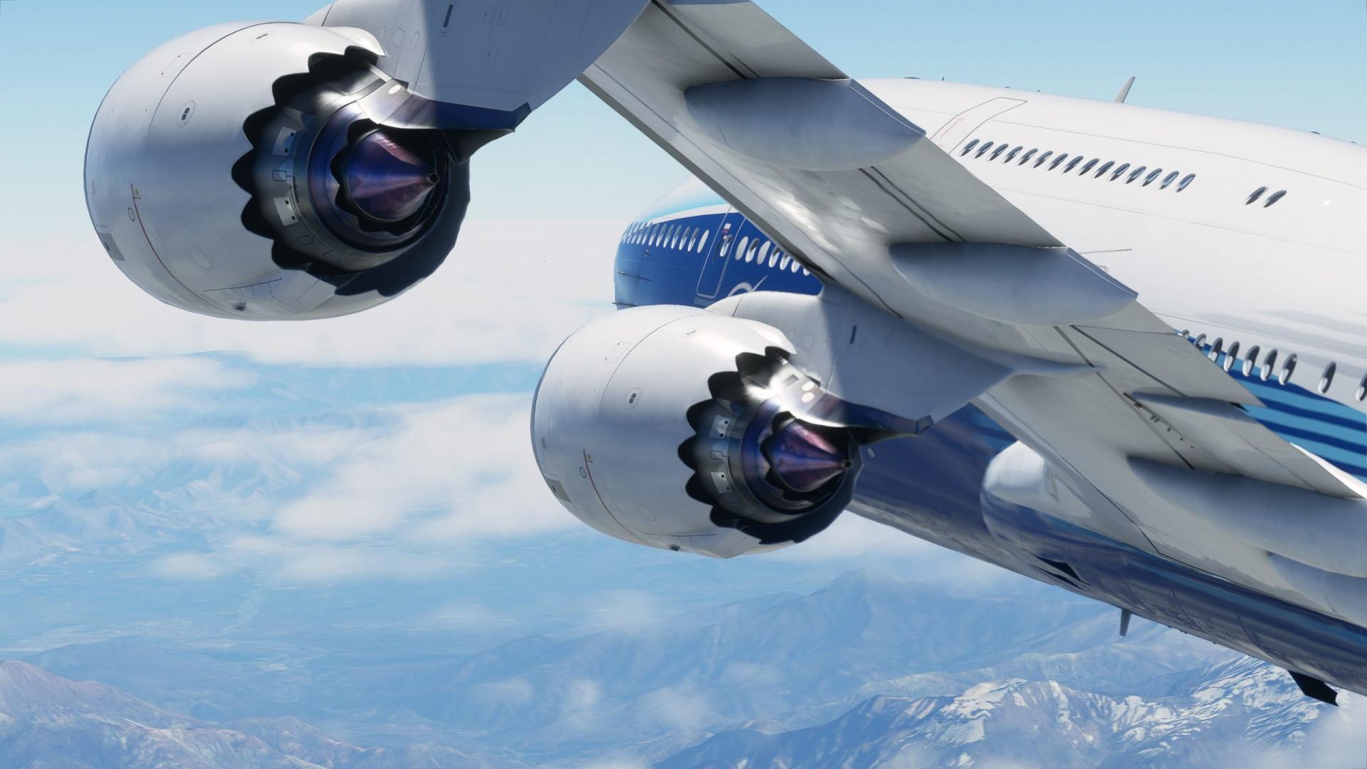 Twitch Microsoft Flight Simulator