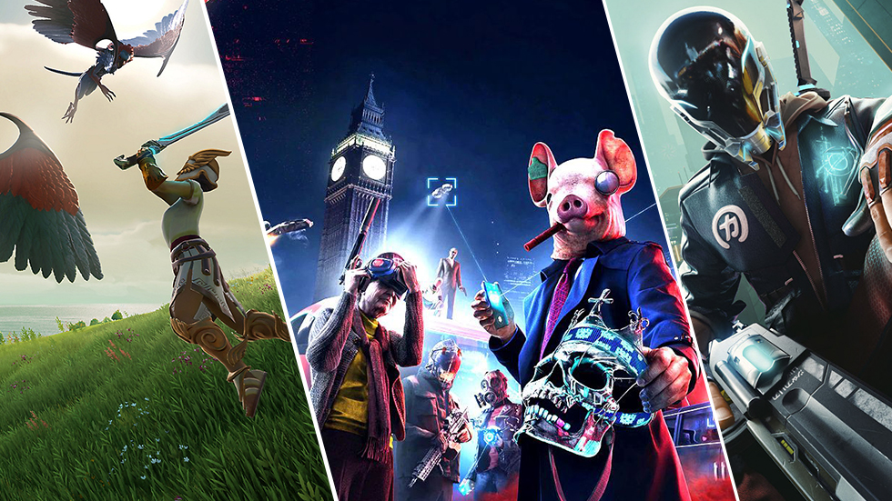 Ubisoft Forward segunda edición