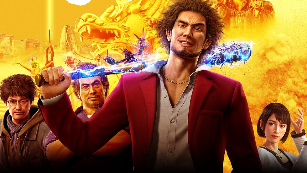 Yakuza: Like a Dragon debut PS5