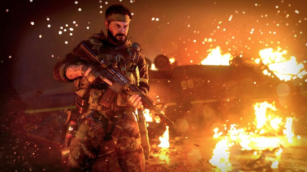 nuevo trailer call of duty: black ops cold war