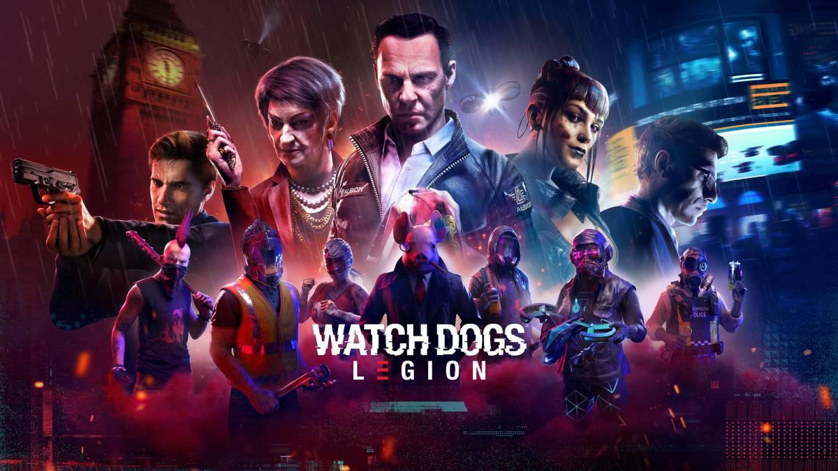 watch dogs legion xbox series x & s