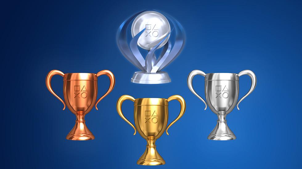 PlayStation Trofeos cambios