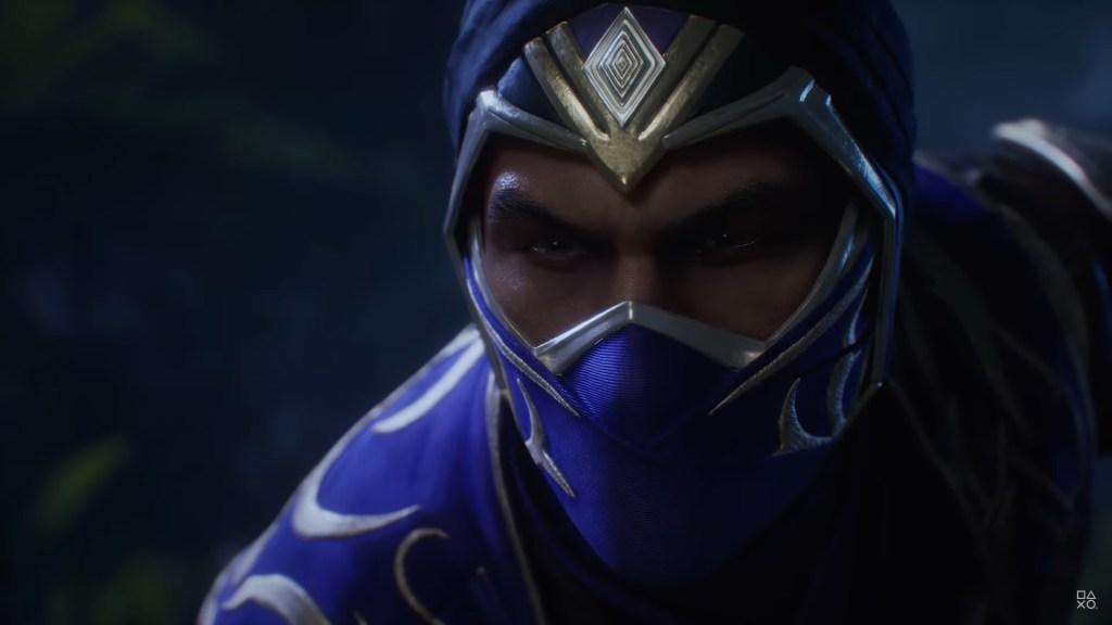 Rain Mortal Kombat 11 Ultimate