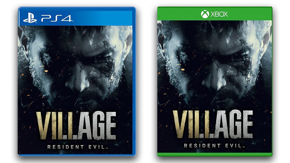 Resident Village PlayStation 4