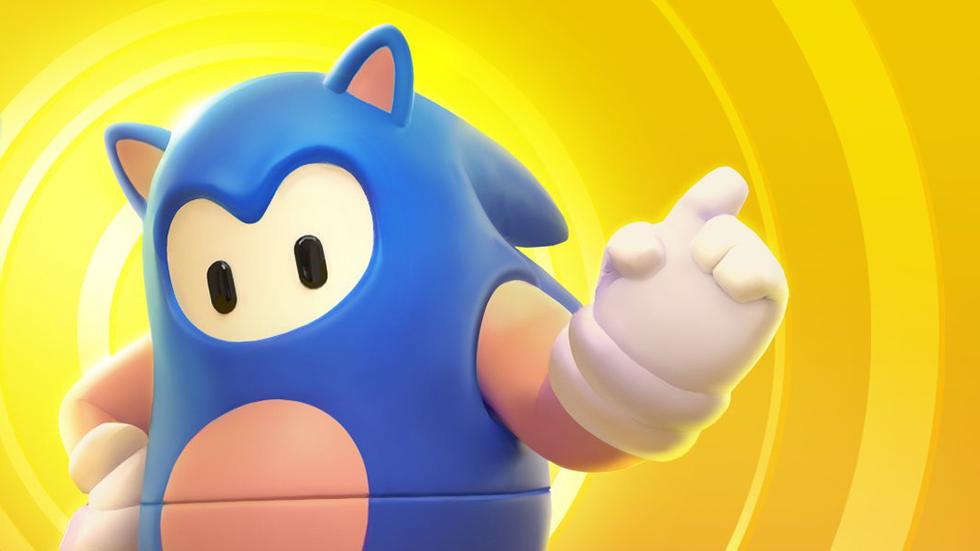 Sonic Fall Guys
