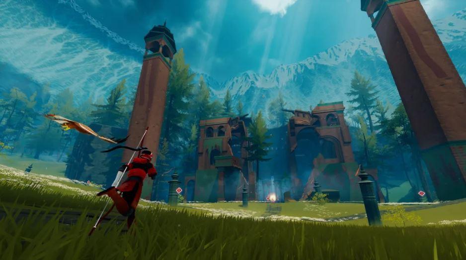 The Pathless llegará a PlayStation 5 el 12 de noviembre