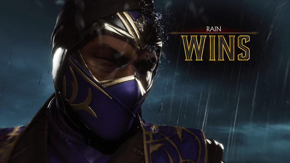 MK 11 Ultimate Rain
