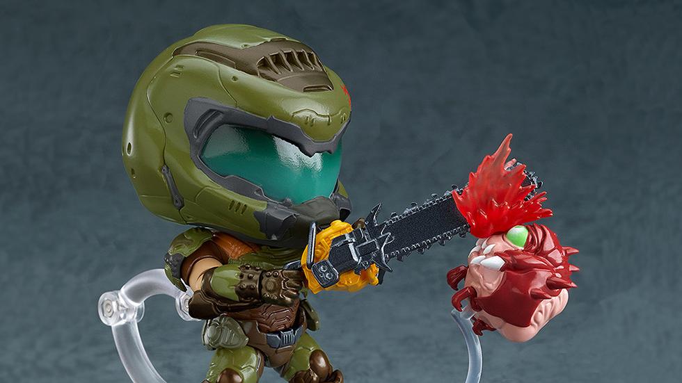 Nendoroid Doom Slayer