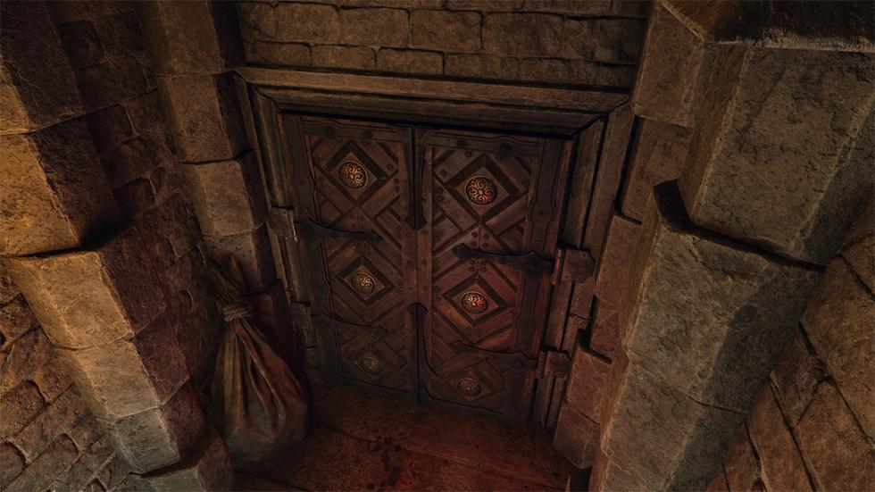 Demon's Souls Puerta