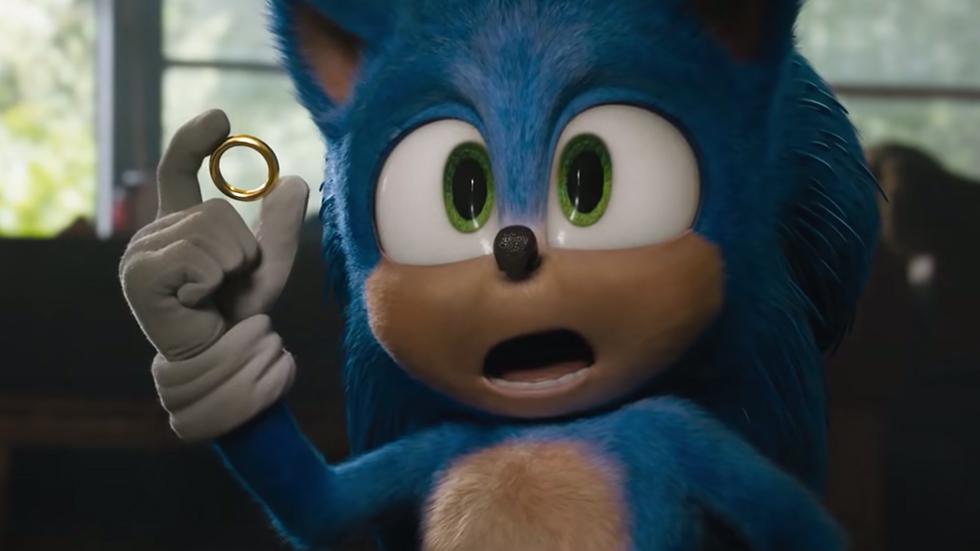 Sonic Secuela Producción