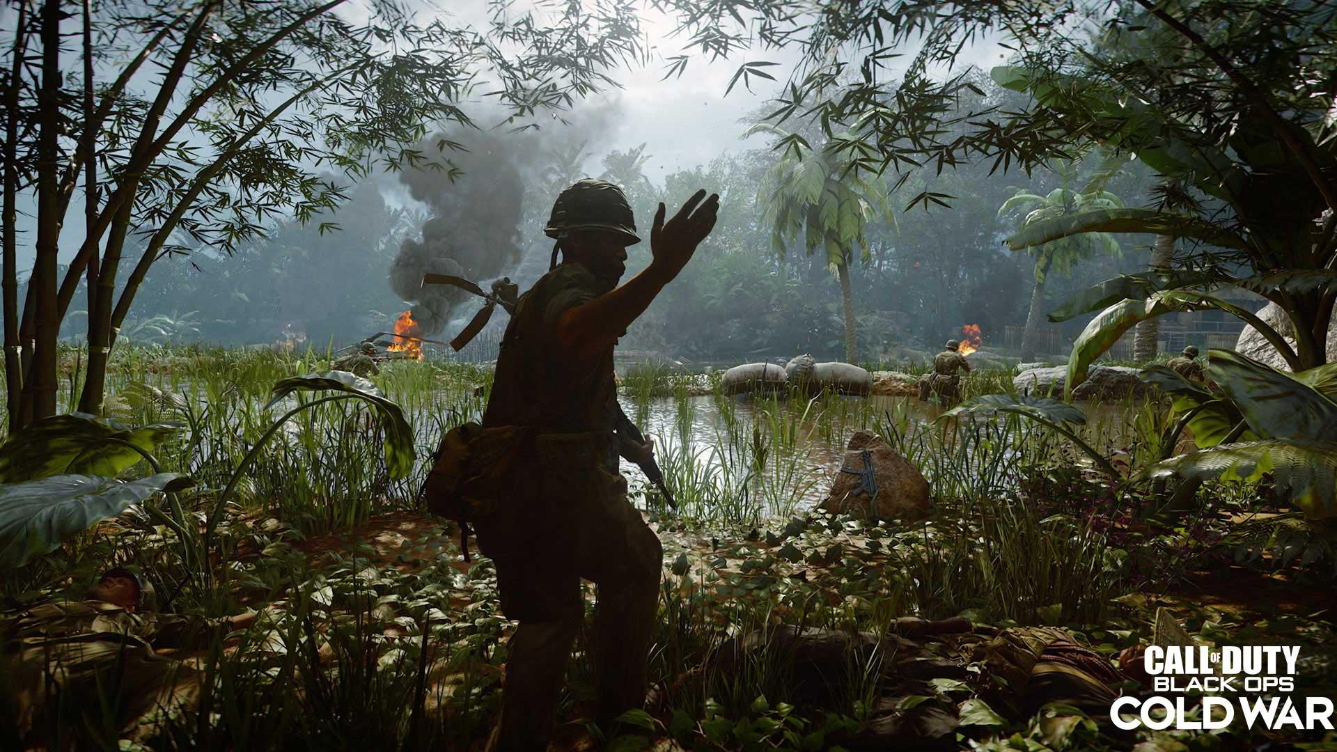 Vietman Call of Duty Black Ops Cold War